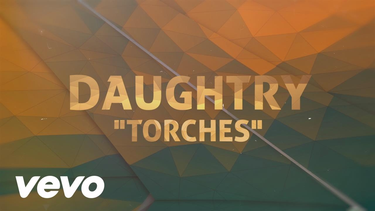 Daughtry - Torches (Lyric Video)