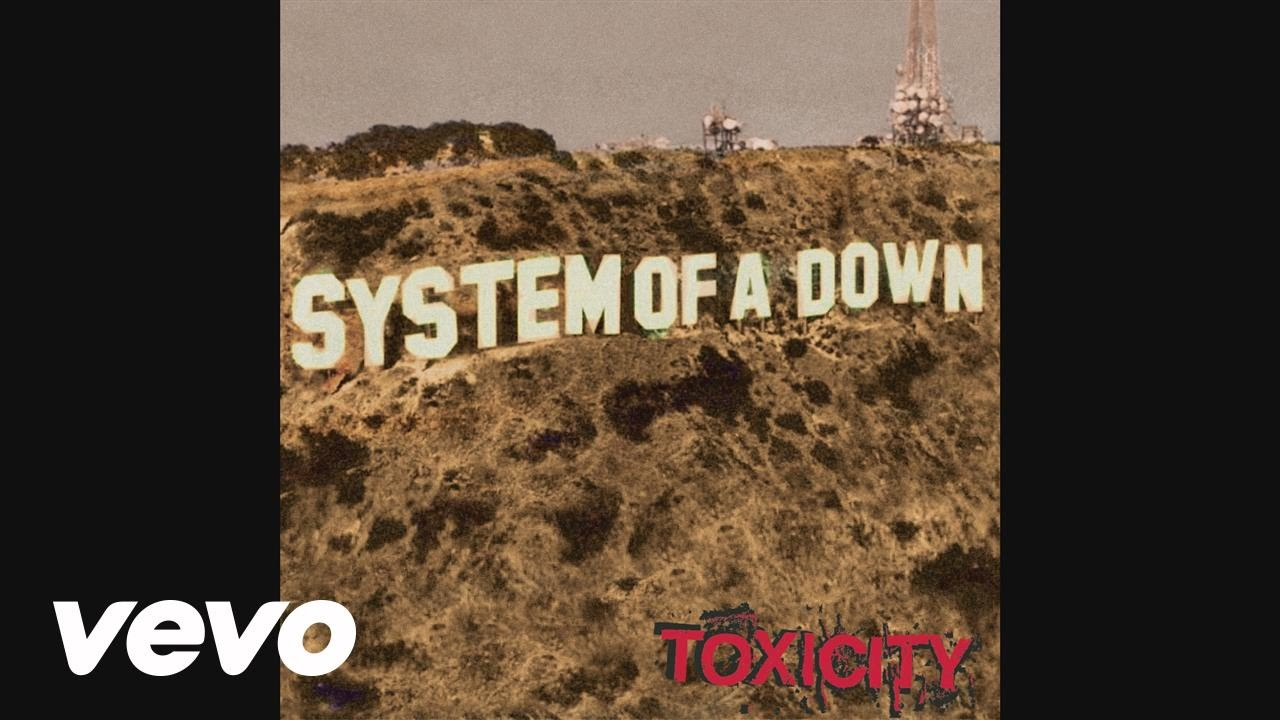 System Of A Down - Bounce (audio)