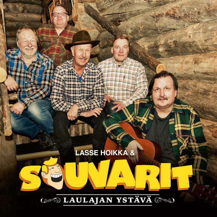 Lasse Hoikka ja Souvarit – uusi albumi Laulajan ystävä julkaistaan 27.toukokuuta