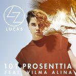 Lucas ja Vilma Alina yhteistyössä