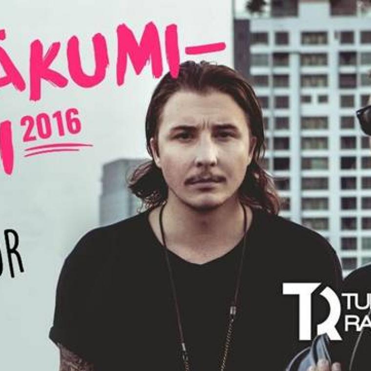 Tuoreen Kesäkumibiisin esittävät Tungevaag & Raaban feat. VENIOR – kuuntele tästä!