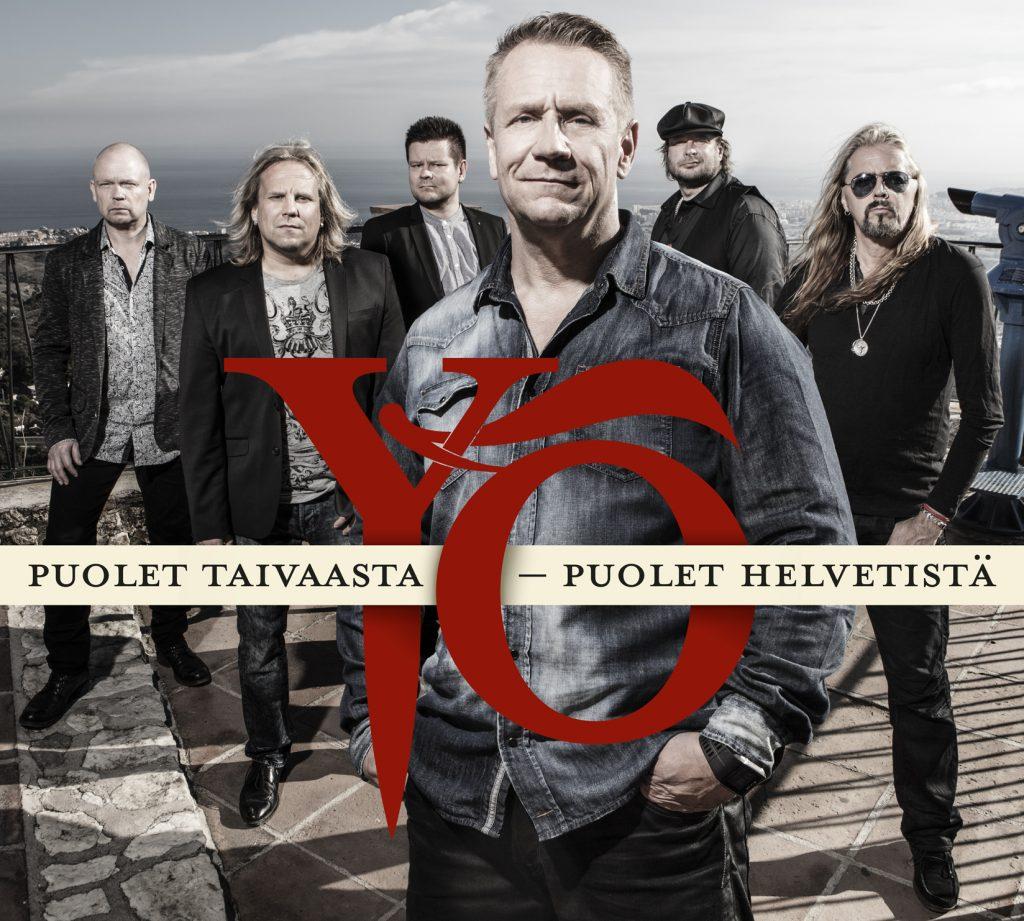 YÖ-YHTYEEN 35-JUHLAVUODEN ALBUMI JULKAISTIIN 20.5.2016