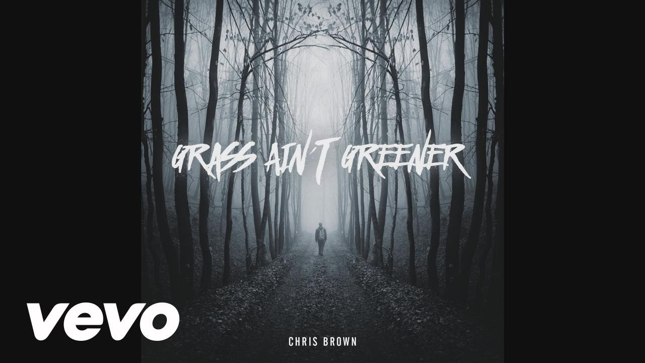Chris Brown - Grass Ain't Greener (Audio)