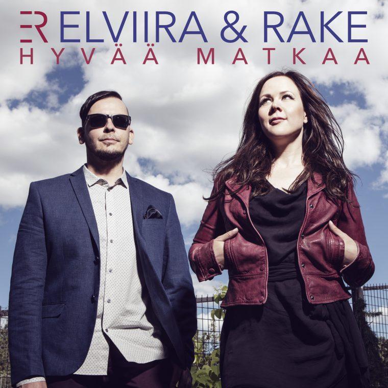 """Elviira & Raken uusi single """"Hyvää matkaa"""" on koskettava tarina luopumisesta"""