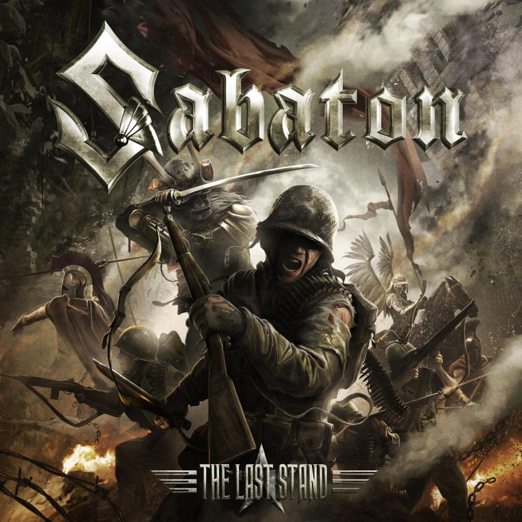 """Sabaton julkaisi tänään uuden kappaleen """"The Lost Battalion"""""""