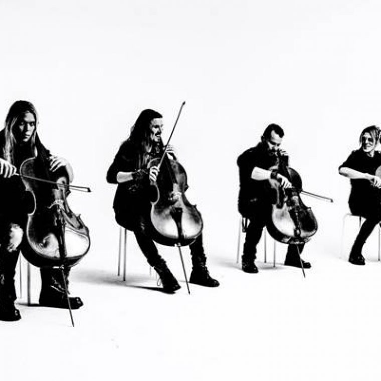 """Apocalyptica Plays Metallica By Four Cellos""-juhlakiertue ensi vuonna myös Suomeen"