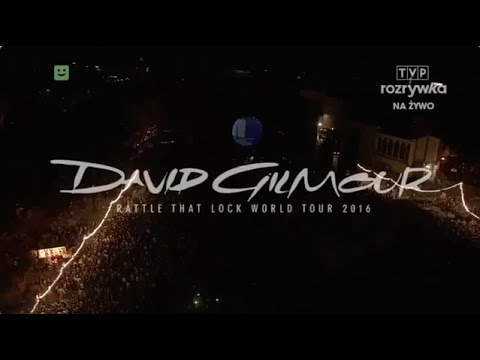 David Gilmour - One Of These Days (Live in Poland)