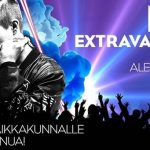 Alex Mattson hostaa NRJ Extravadance -kiertuetta
