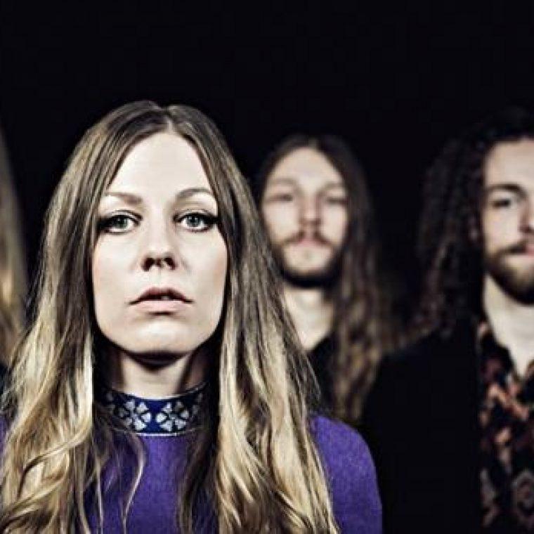 Edellisen Suomen kiertueen loppuunmyynyt Blues Pills palaa marraskuussa Suomeen keikoille