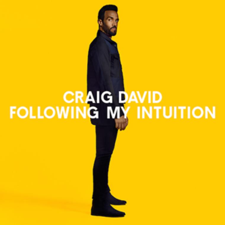 Craig David käytti kolme vuotta tehdäkseen elämänsä tärkeimmän albumin