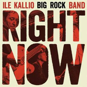 Ile Kallio Big Rock Band on valmis toiselle kierrokselle