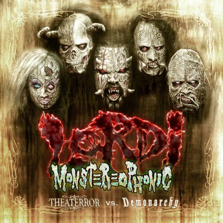"""Lordi julkaisee kahdeksannen albuminsa """"Monstereophonic – Theaterror vs. Demonarchy"""" 16. syyskuuta"""
