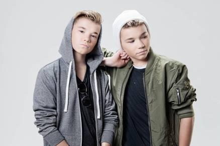Norjalainen popsensaatio Marcus & Martinus vihdoin Suomeen