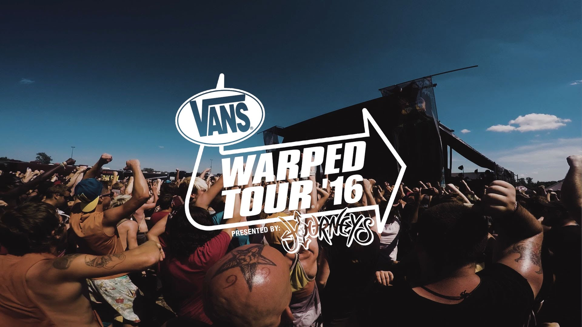 Bullet For My Valentine - Vans Warped Tour 2016