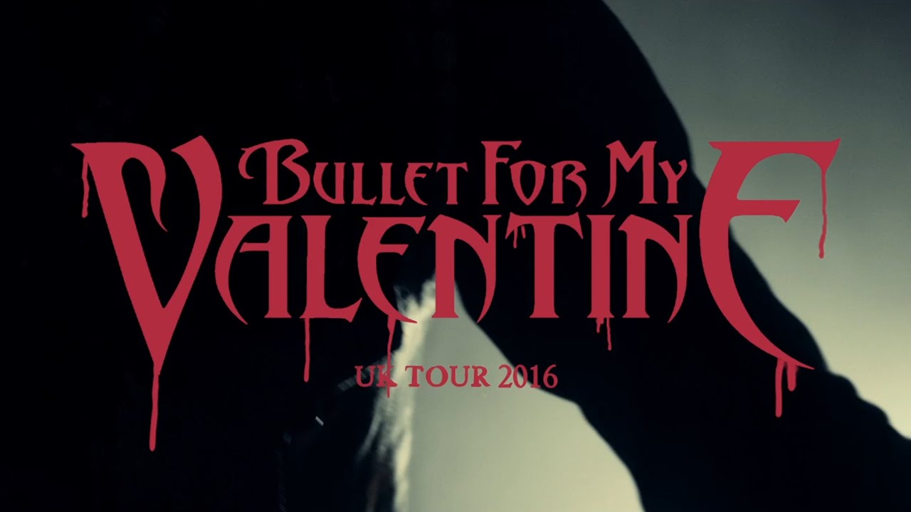 Bullet For My Valentine UK Tour with Killswitch Engage & Cane Hill