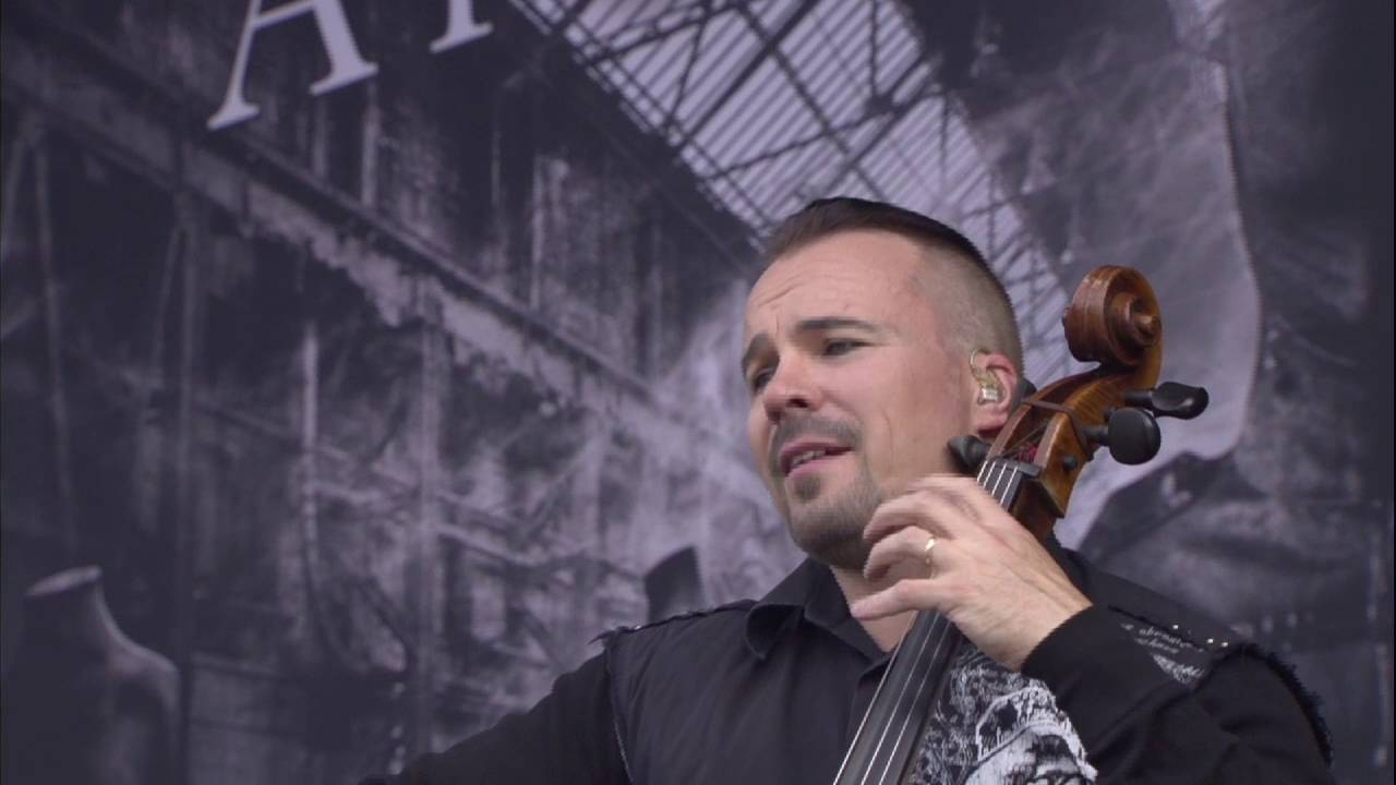 Apocalyptica - House of Chains (Live at Sonisphere 2016)