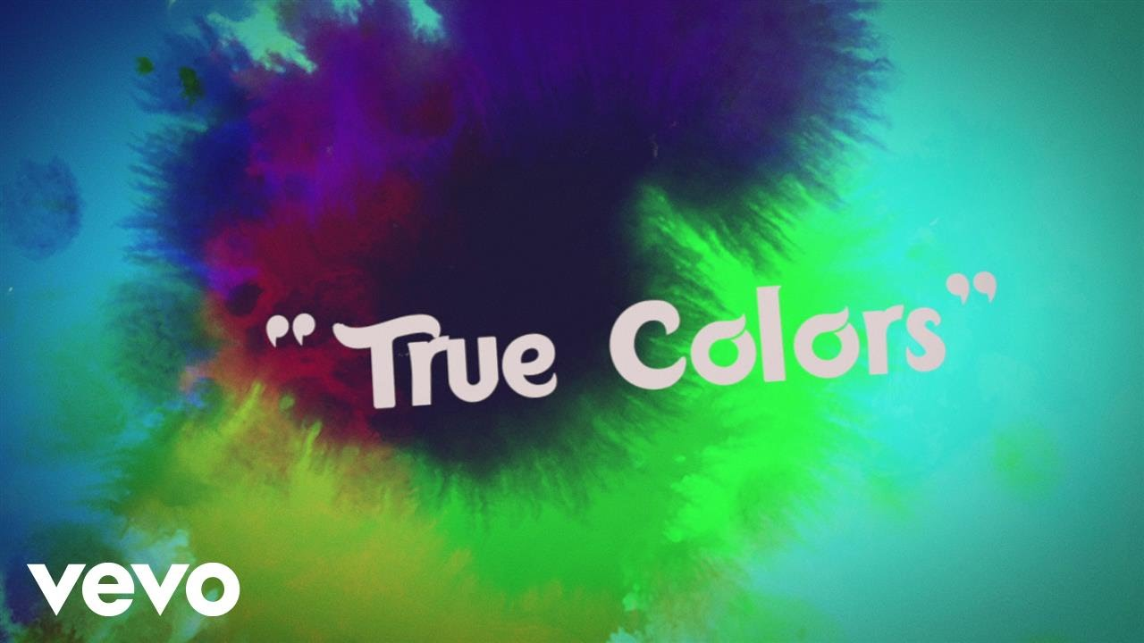 Anna Kendrick, Justin Timberlake - True Colors (Lyric)