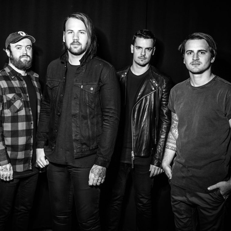 Metalcoren kärkinimi Beartooth konsertoi Nosturissa