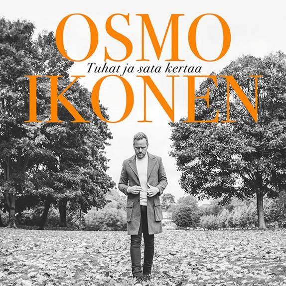 Osmo Ikonen teki kappaleen rakkauteen luottamisesta, laulukieli vaihtui samalla suomeen