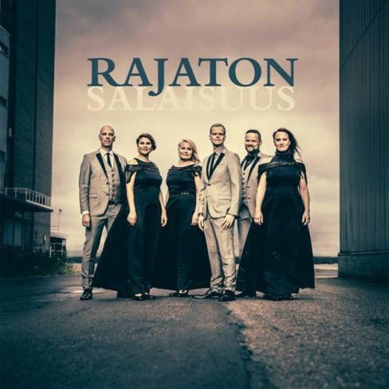 """Lauluyhtye Rajaton julkaisee 15. albuminsa """"Salaisuus"""" 4. marraskuuta"""