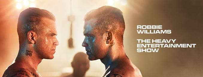 Robbie Williams Possen erikoisvieraaksi