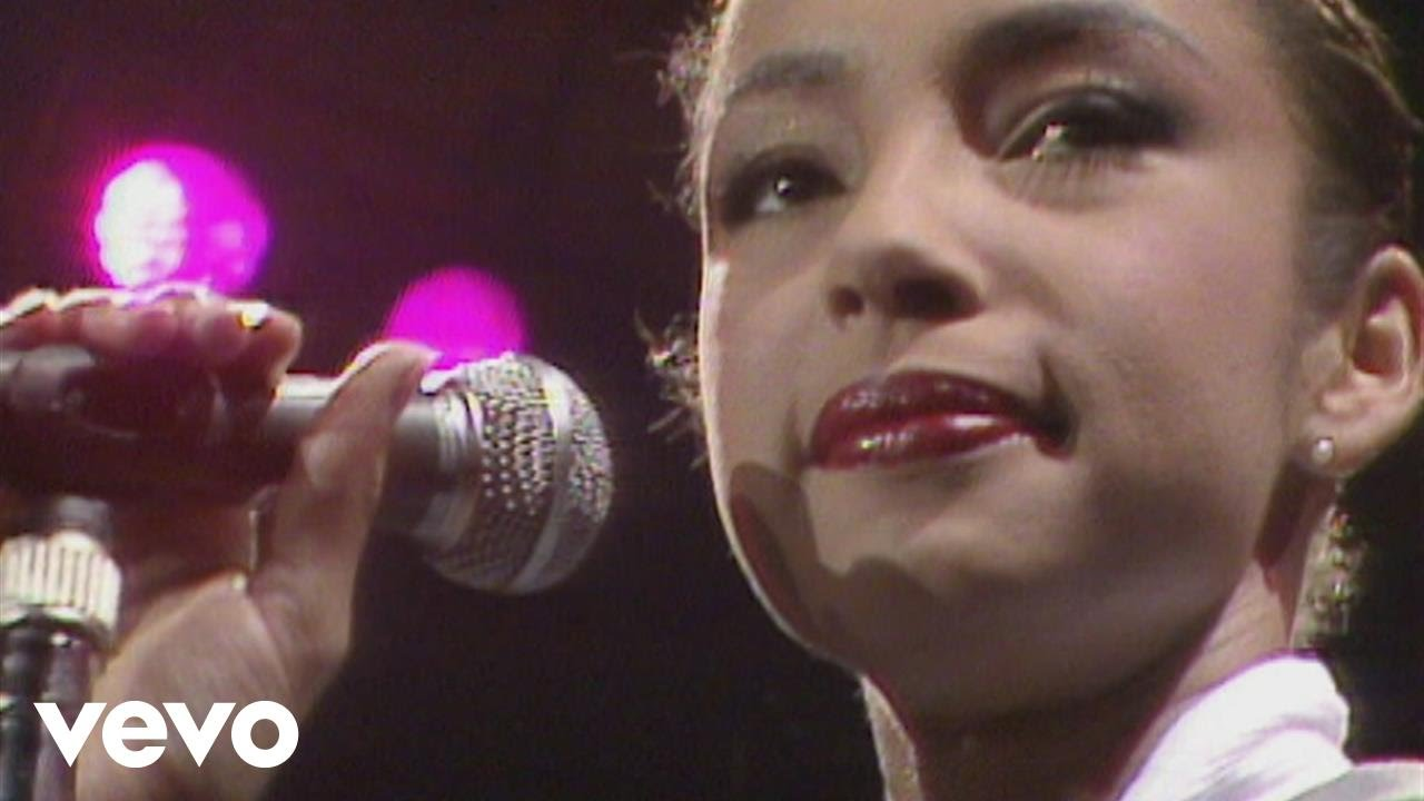 Sade - Why Can't We Live Together (The Tube 1984)