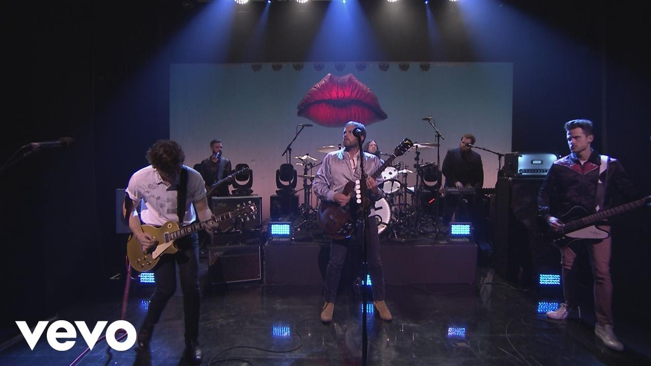Kings Of Leon - Waste A Moment (Live from The Tonight Show Starring Jimmy Fallon)