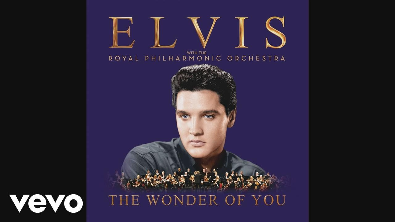 Elvis Presley - Love Letters (With The Royal Philharmonic Orchestra) [Official Audio]
