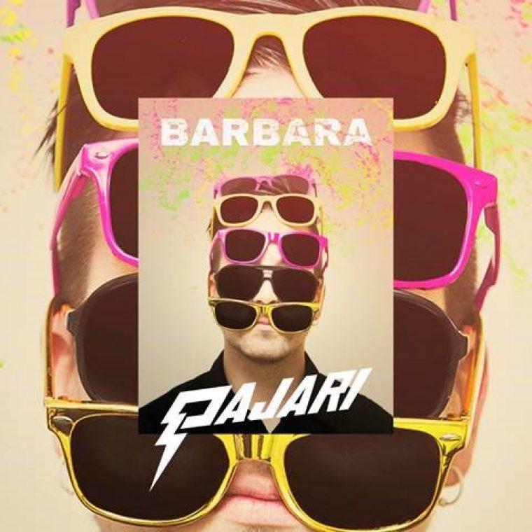 """Uusi pop-lupaus Pajari julkaisi debyyttisinglensä """"Barbara"""" tänään"""