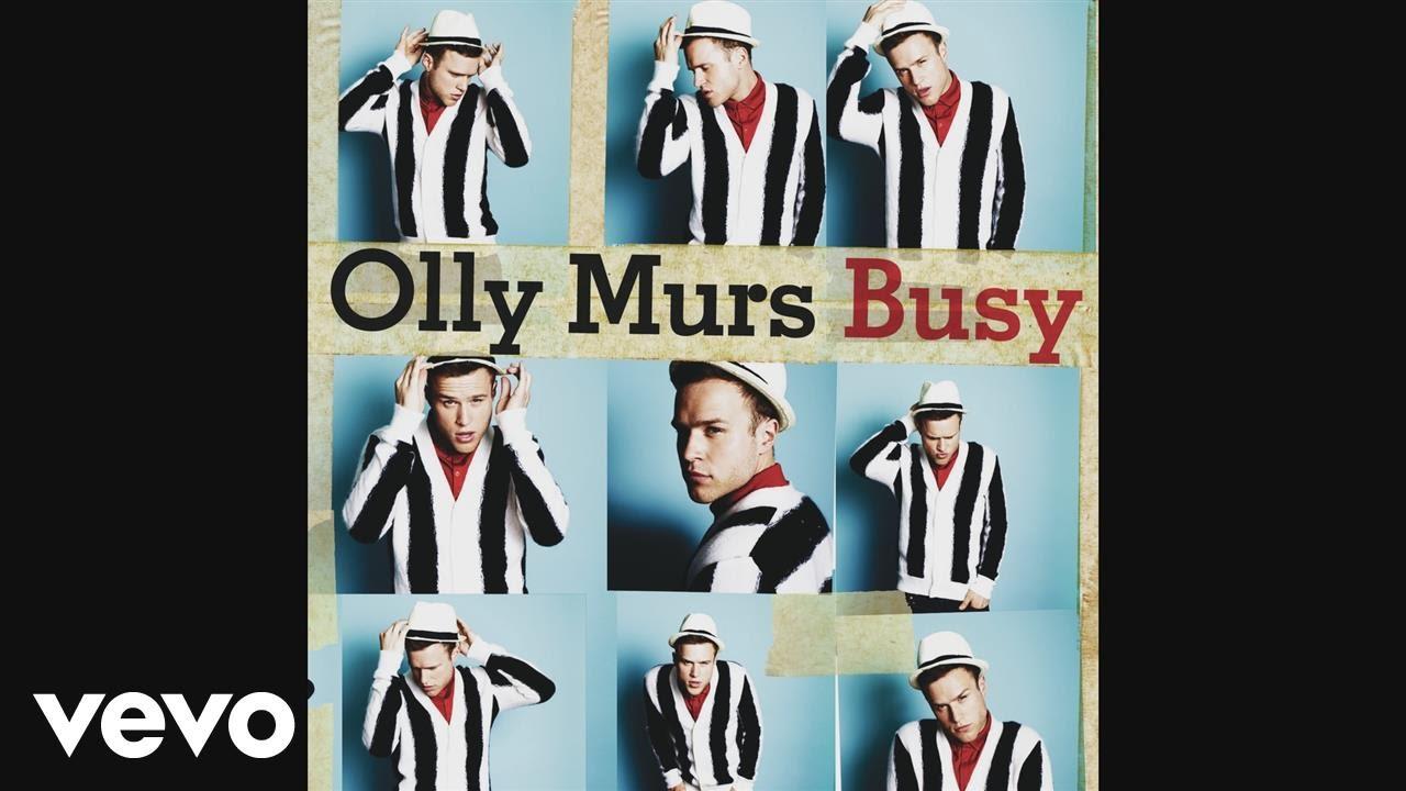 Olly Murs - Please Don't Let Me Go (Acoustic) [Audio]