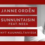 Janne Ordén on sun vain sunnuntaisin