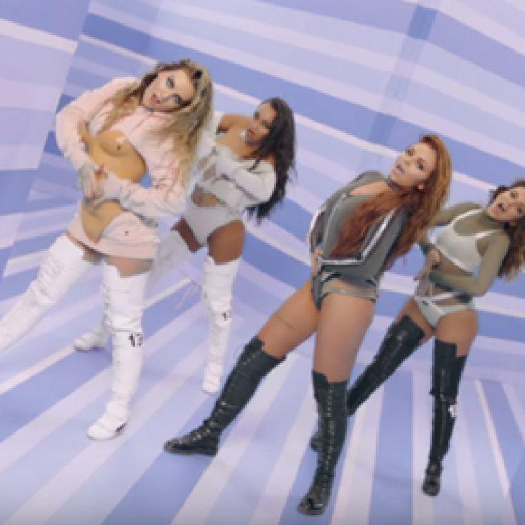 Little Mix herättelee viikonloppuun uudella kuumalla musavideolla