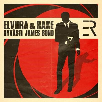 """Elviira & Raken uusi single """"Hyvästi James Bond"""" on laulu sisäisestä sankaruudesta"""