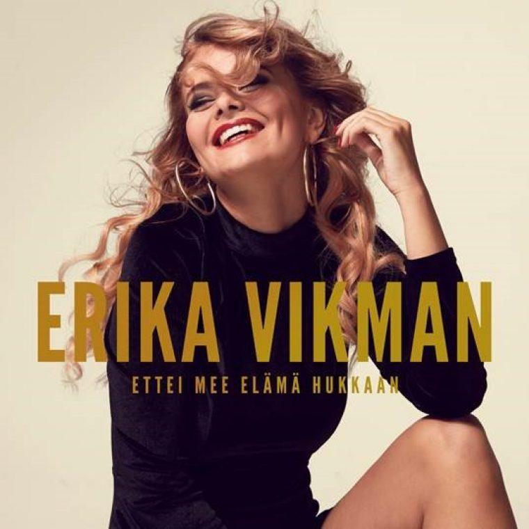Tangokuningatar Erika Vikman julkaisi ensimmäisen oman singlen