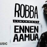 Suoraa inee -debyyttisinkulla vakuuttanut Robba julkaisee uutta musiikkia!