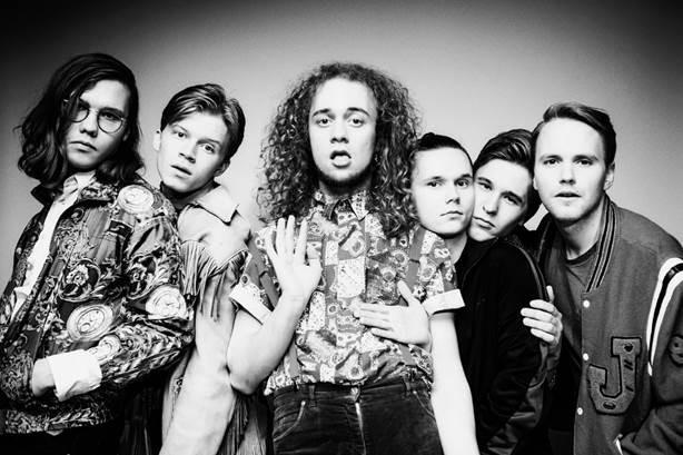 Tiedote: Tiisu julkaisee toisen levynsä ja järjestää levynjulkkari-spektaakkelin yhtyeen syntysijoilla Somerolla!