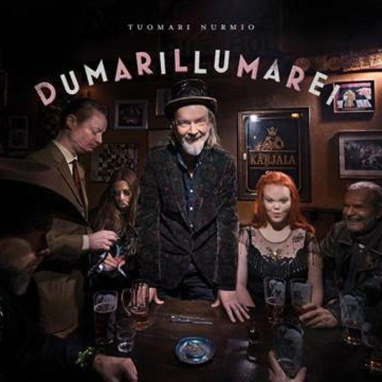 Sano reilusti hei, Dumarillumarei – Dumari on skenes bäk!