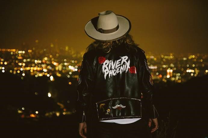 Santa Cruzin uusi single River Phoenix julkaistaan 26. toukokuuta Sakara Recordsin kautta -albumi syksyllä