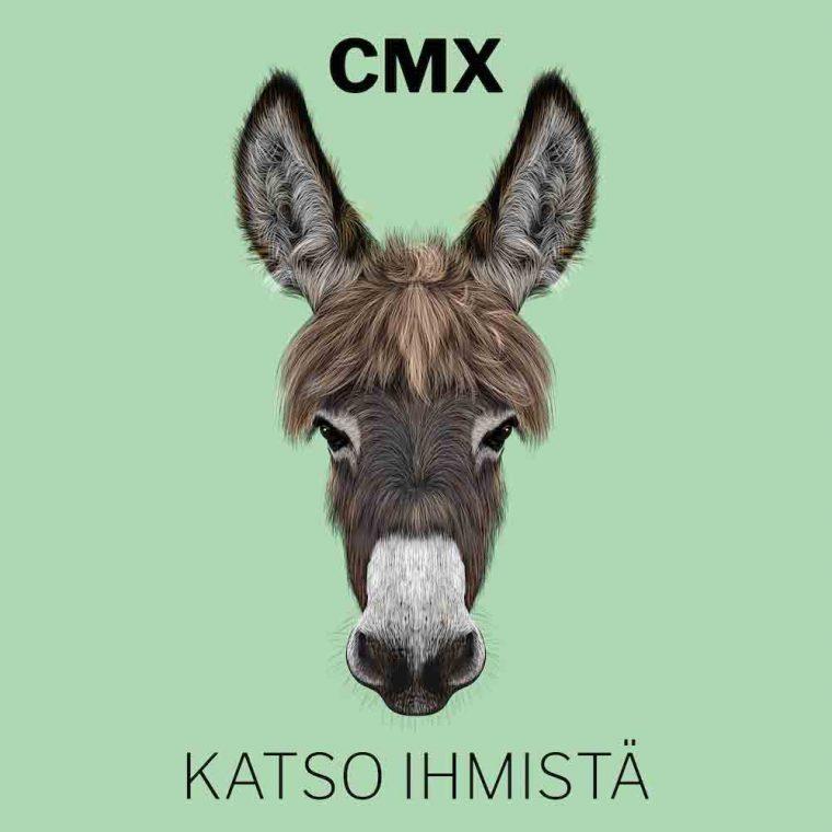 Keikkakesään valmistautuva CMX yllättää uudella musiikilla