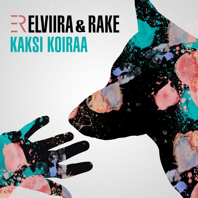 """Elviira & Rake julkaisee debyyttialbuminsa ensi viikolla – uusin single """"Kaksi koiraa"""" julkaistiin tänään"""