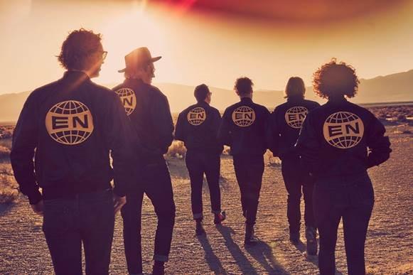 Arcade Fire julkaisee viidennen albuminsa Everything Now 28. heinäkuuta