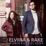 """Elviira & Rake julkaisi debyyttialbuminsa """"Aurinkotuulessa"""""""