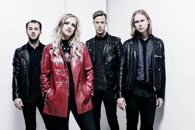 """""""Oh No Let's Go"""" on uusin single Haloo Helsinki! -yhtyeen tuplaplatinaa myyneeltä """"Hulluuden Highway"""" -albumilta"""