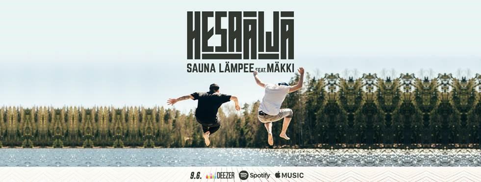 Suomi tarvitsee lisää saunabiisejä!