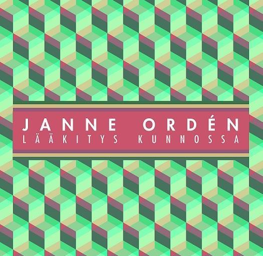 Janne Ordénilla on lääkitys kunnossa