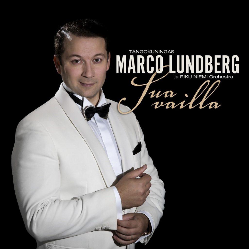 Tangokuningas Marco Lundberg julkaisee  vihdoin omaa musiikkia