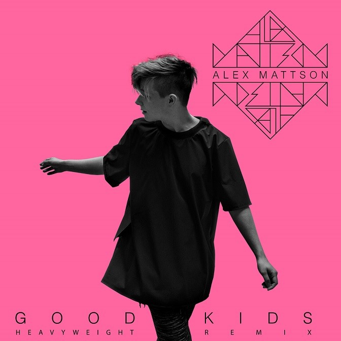 Alex Mattsonin Good Kids –singlestä Weekend Festivalin kunniaksi remix