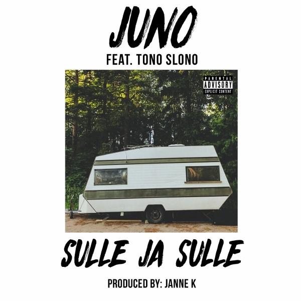 Juno esiintyy Taiteiden yönä 24.8. jokaisessa Helsingin kaupunginosassa