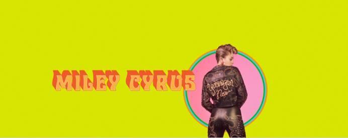 Miley Cyrusilta kunnianosoitus Elvikselle