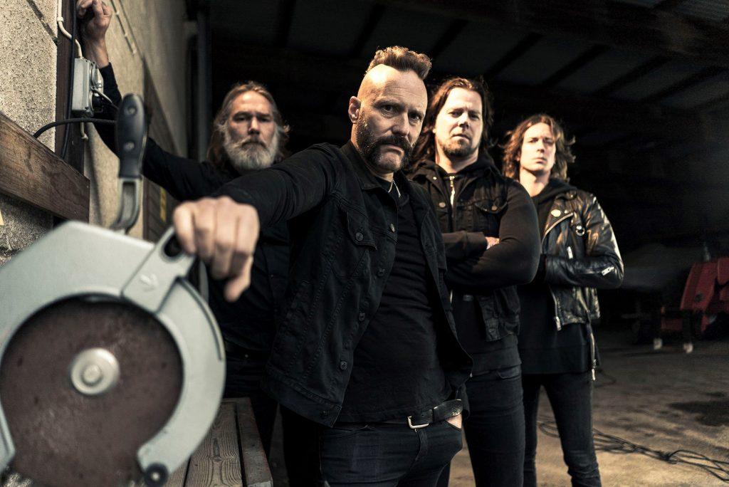 Ruotsalainen hard rock -yhtye Mustasch palaa hevimpänä kuin koskaan